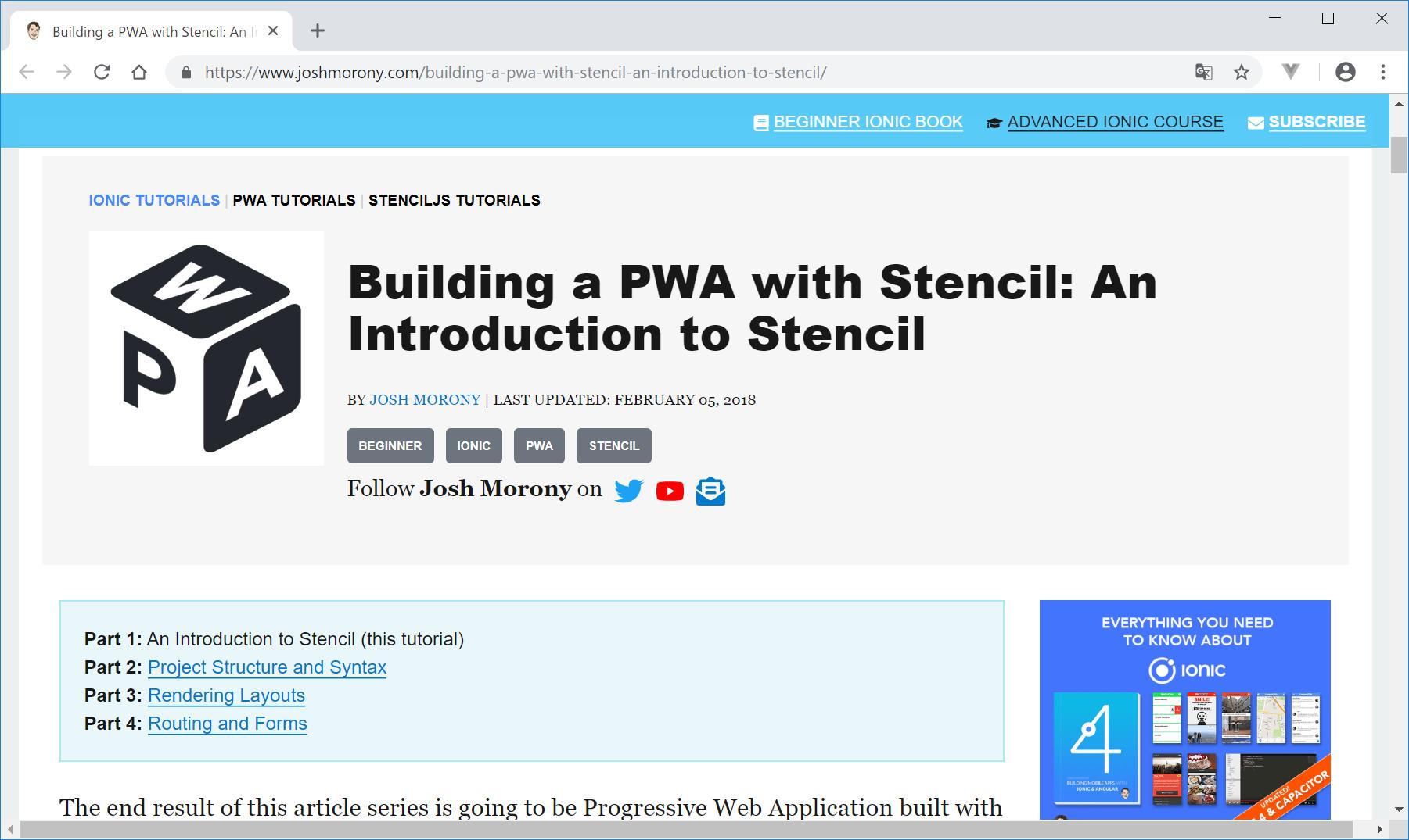 stencil:index html [サルでもわかるWEBプログラミング]